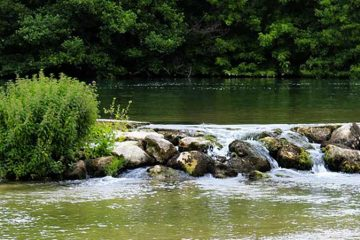 location camping mobil-home charente